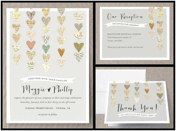 Literary themed Wedding Invitations Bookish Wedding Invitations for Your Literary Lovefest