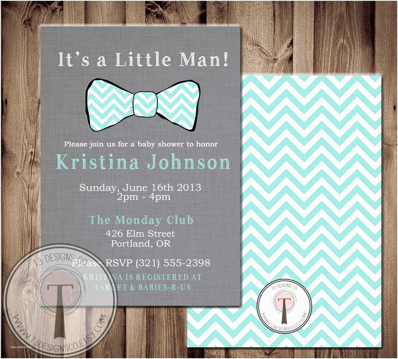 Little Man Baby Shower Invitations Little Man Printable Invite Baby Shower Invitation Baby Boy