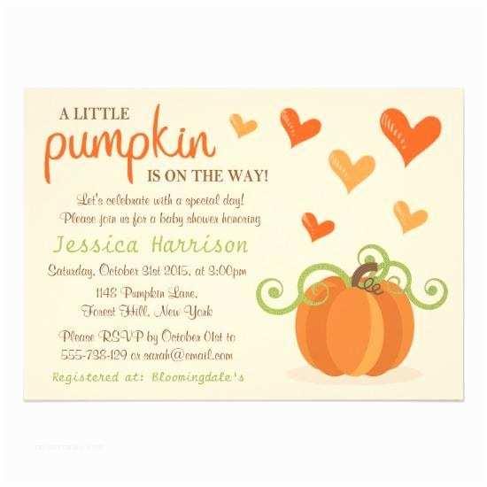 Little Pumpkin Baby Shower Invitations Little Pumpkin Baby Shower Invitations Wedding