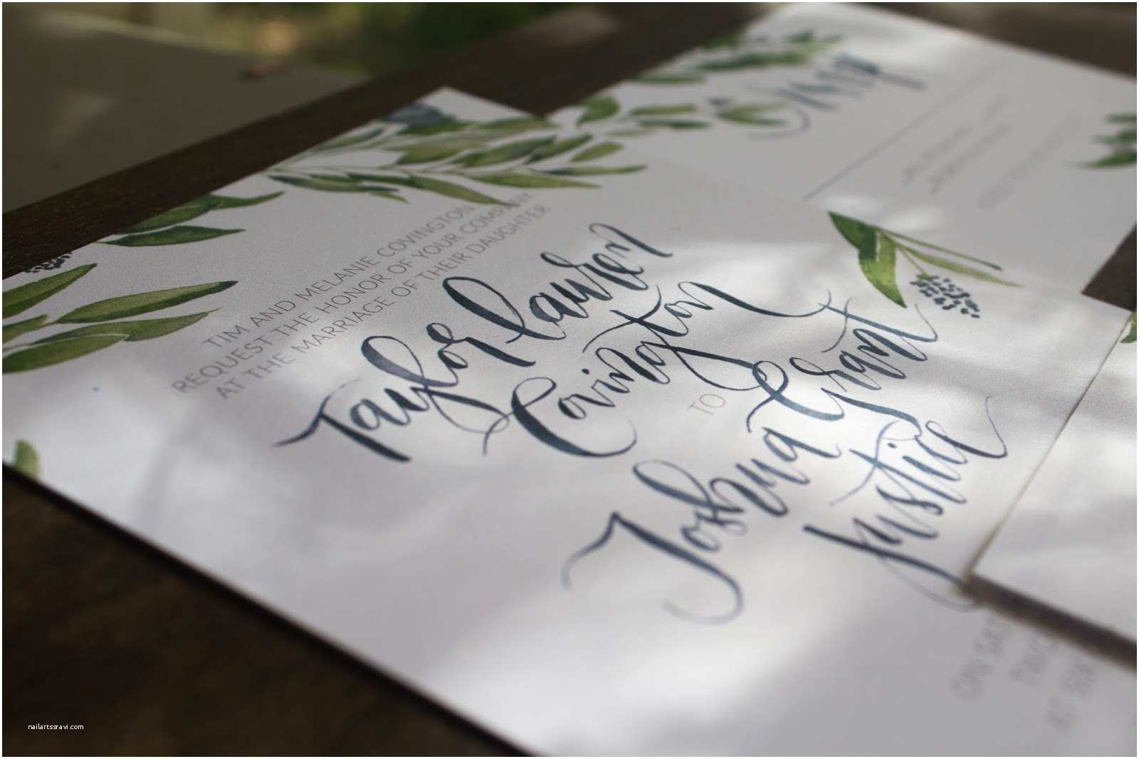 Local Wedding Invitations forever Whitney Young