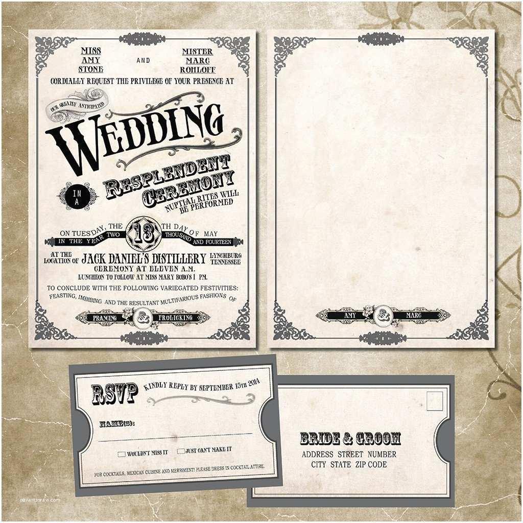 Local Wedding Invitations Invitation Vintage Gallery Invitation Sample and