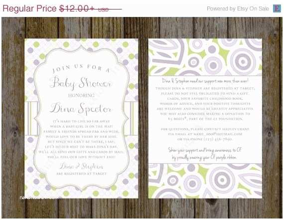 Long Distance Baby Shower Invitations Long Distance Baby Shower Invitation Shower by