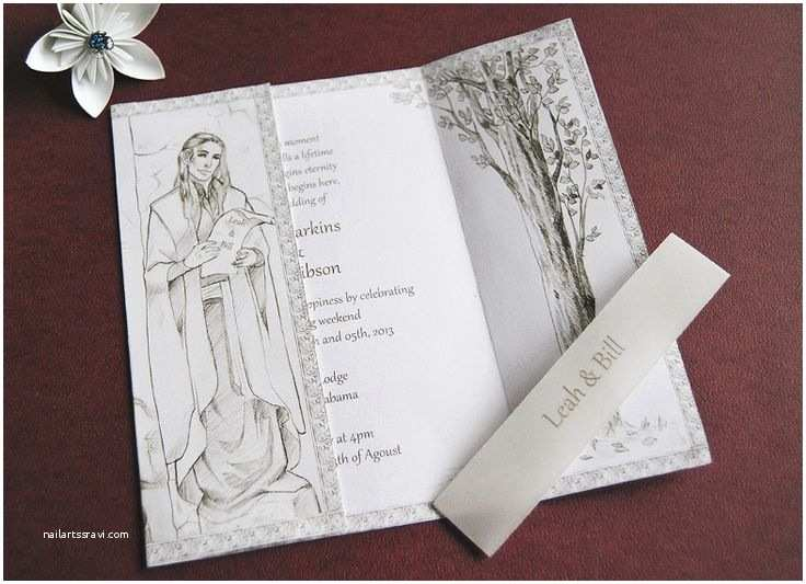 Lord Of the Rings Wedding Invitations 17 Best Images About Lord Of the Rings Wedding theme On