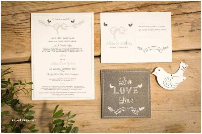 Love Bird Wedding Invitations Wedding Invitation Templates Love Birds Wedding