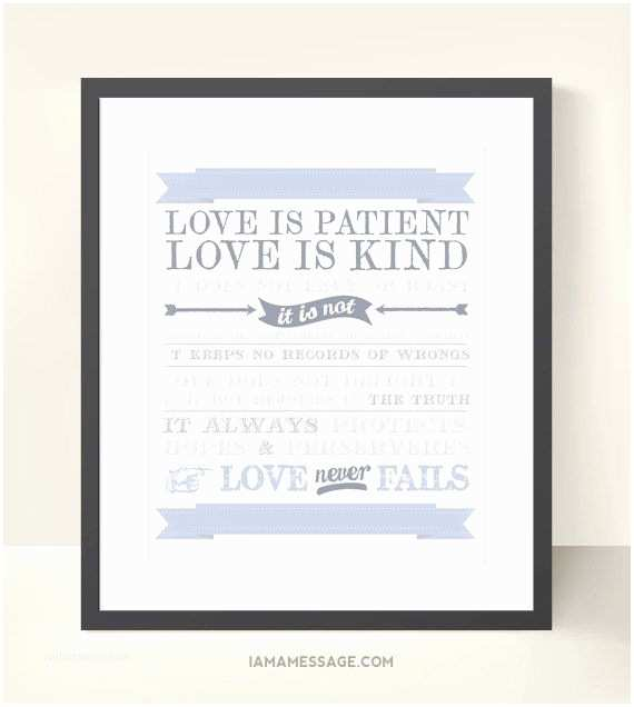 Love is Patient Love is Kind Wedding Invitations 16 Best Christian Wedding Images On Pinterest