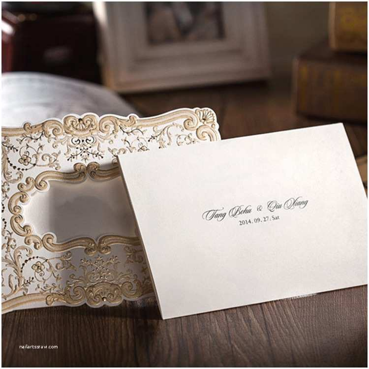 Low Price Wedding Invitation Cards Low Price but Quality Box Scroll Wedding Invitation Cards