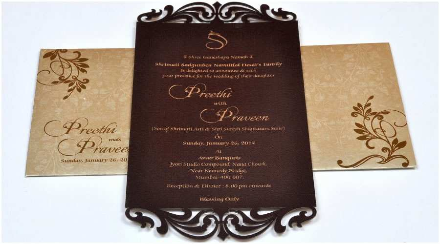 Low Price Wedding Invitation Cards Wedding Invitation Design Rates Image Collections