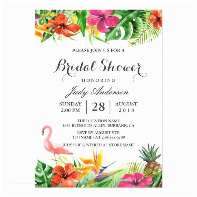 Luau Birthday Invitations Personalized