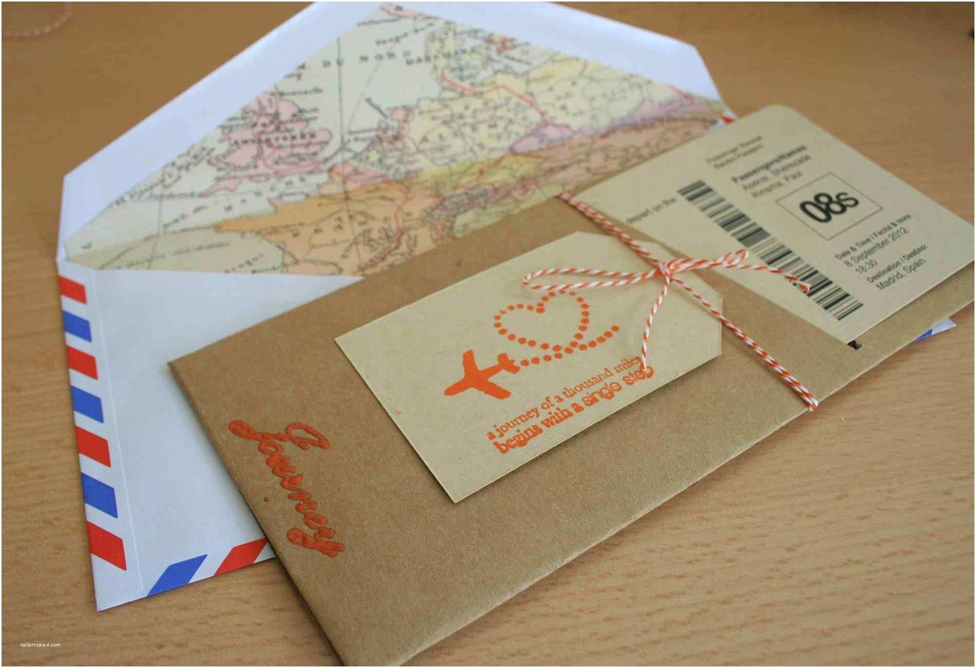 Luggage Tag Wedding Invitations Destination Wedding Invitations Boarding Pass Ticket