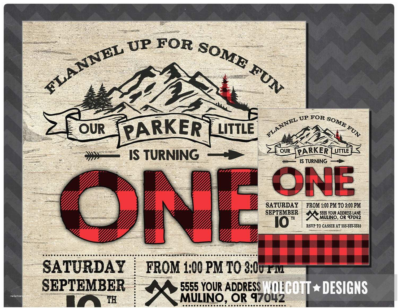 Lumberjack Birthday Party Invitations Lumberjack Birthday Invitation Lumberjack Invite Printable