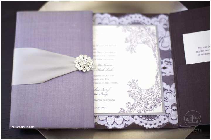 Luxury Boxed Wedding Invitations Couture Wedding Invitation Box — Lela New York