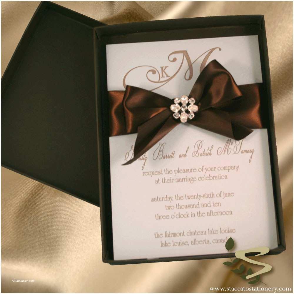 Luxury Boxed Wedding Invitations Stirring Boxed Wedding Invitations