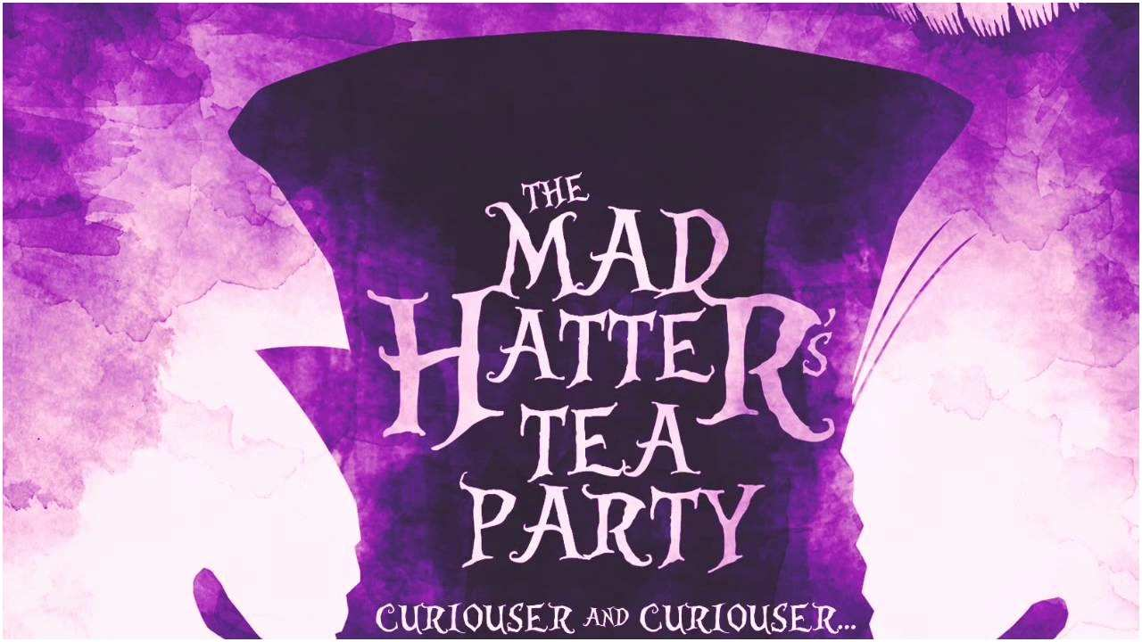Mad Hatter Tea Party Invitations A Special Invitation to the Mad Hatter S Tea Party