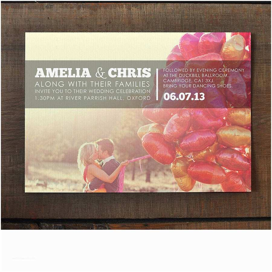Magnet Wedding Invitations Engagement Photo Save the Date Card or Magnet by Feel Good