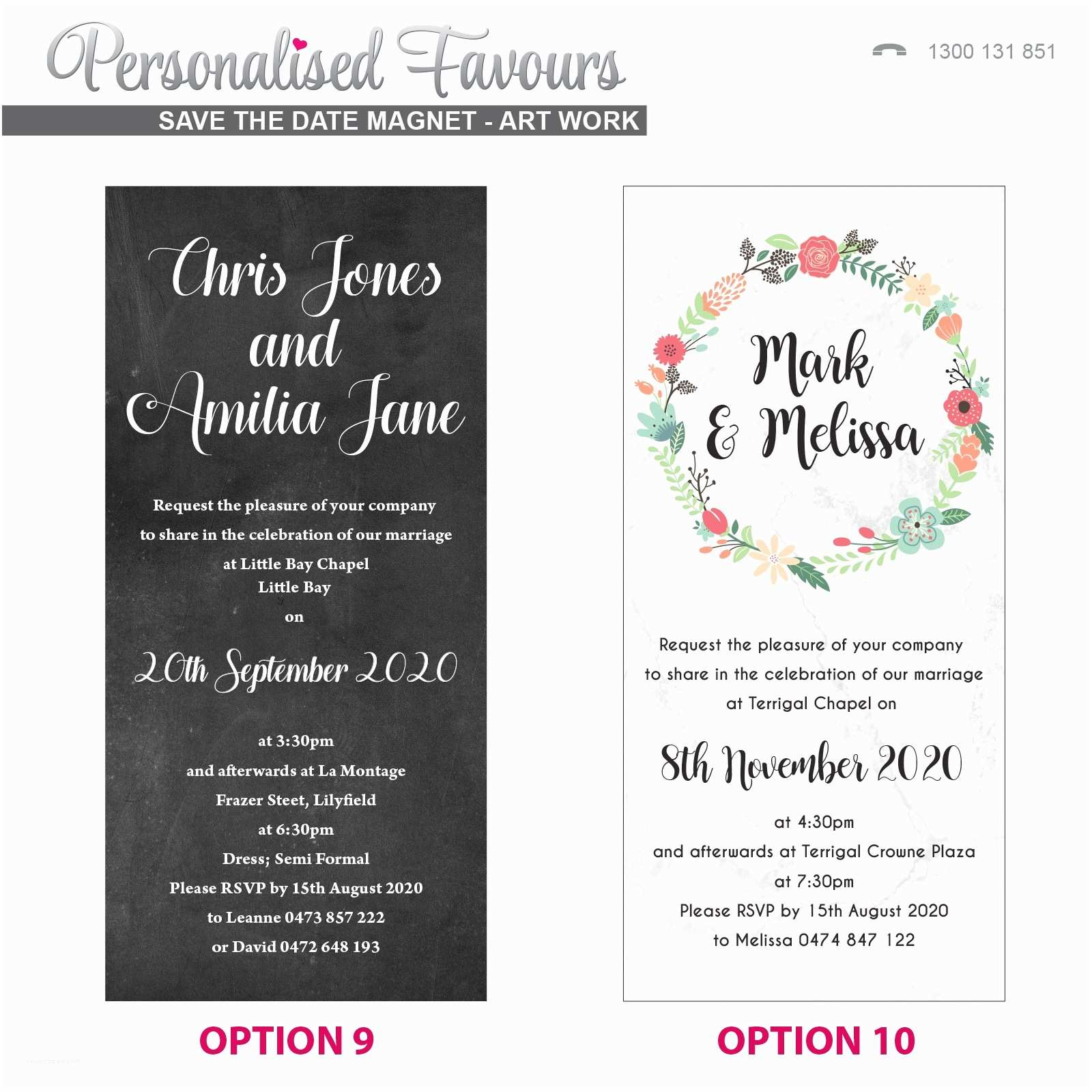 Magnet Wedding Invitations Wedding Invitation Magnets Wedding Invitations