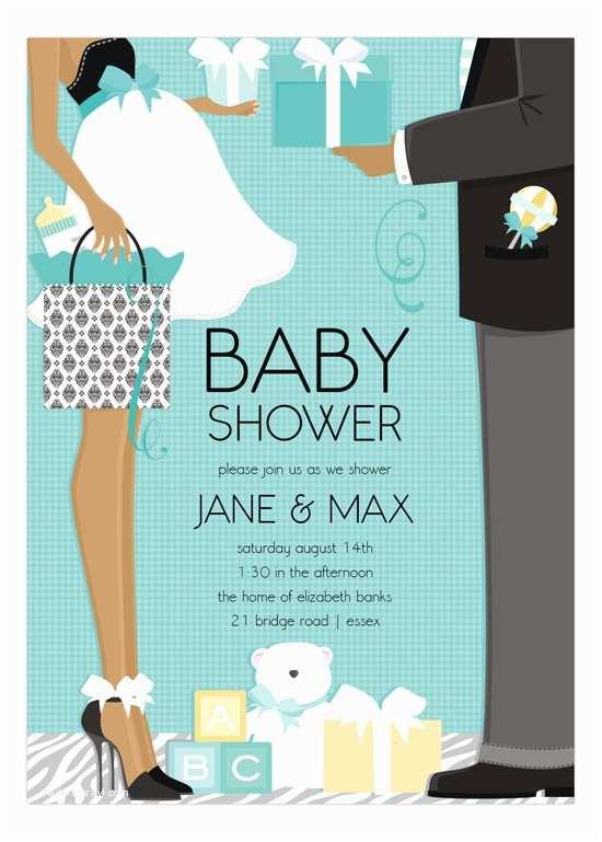 Make Baby Shower Invitations Online African American Baby Shower Invitations