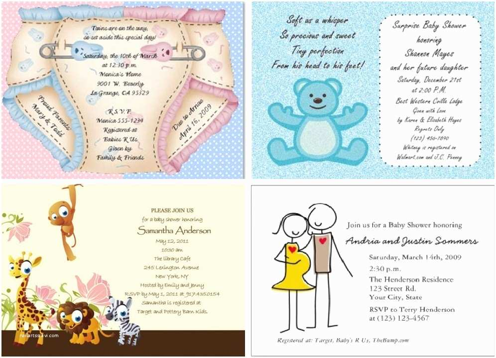 Make Baby Shower Invitations Online Free Baby Shower Invitations Line