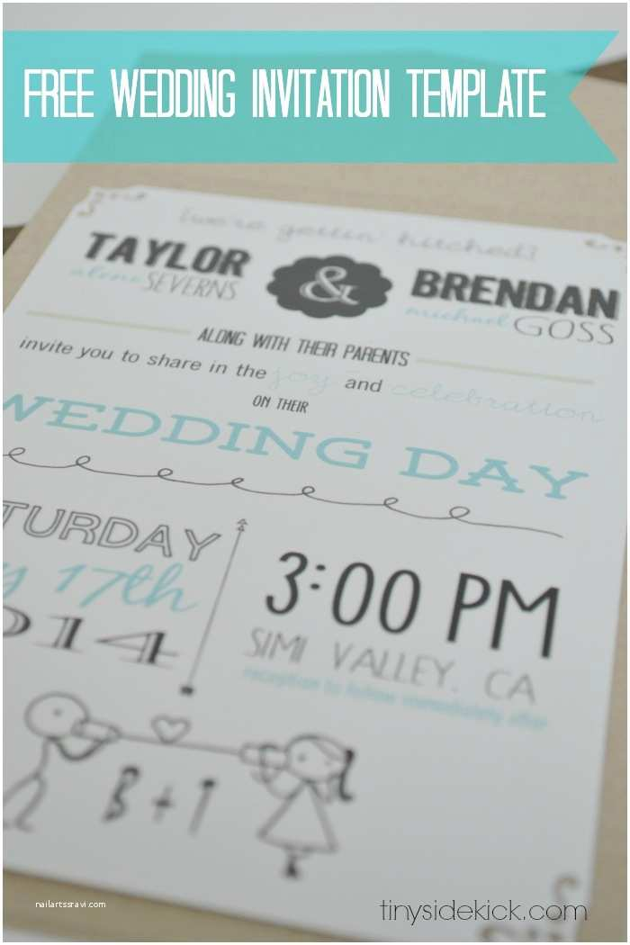 Make My Own Wedding Invitations Free Wedding Invitations Templates