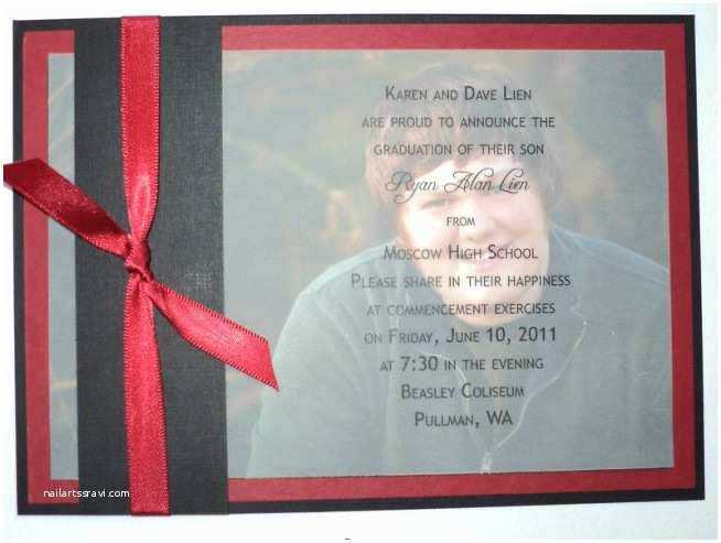 Make Your Own Graduation Invitations Make Your Own Graduation Invitations Make Your Own