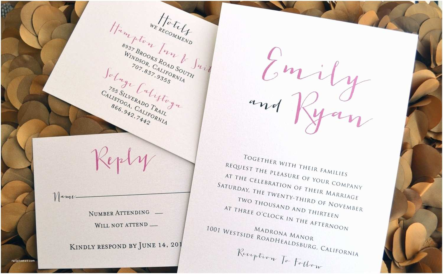 Make Your Own Wedding Invitations Ideas Fearsome Casual Wedding Invitation Wording