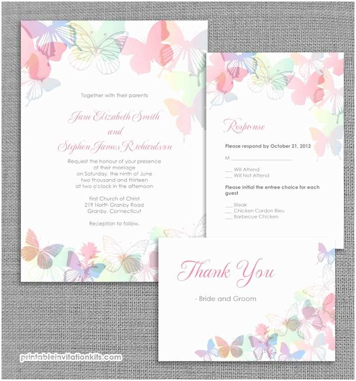 Make Your Own Wedding Invitations Templates Dreaded Free Printable Wedding Invitations Templates