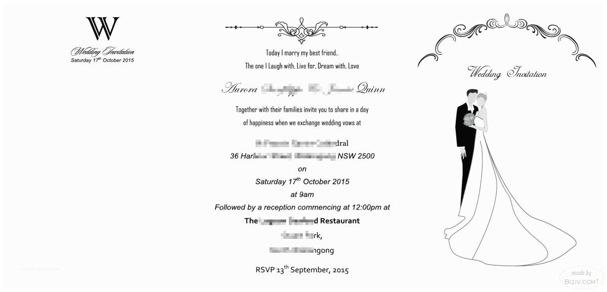 Make Your Own Wedding Shower Invitations Free How to Make Your Own Wedding Invitations Template Resume