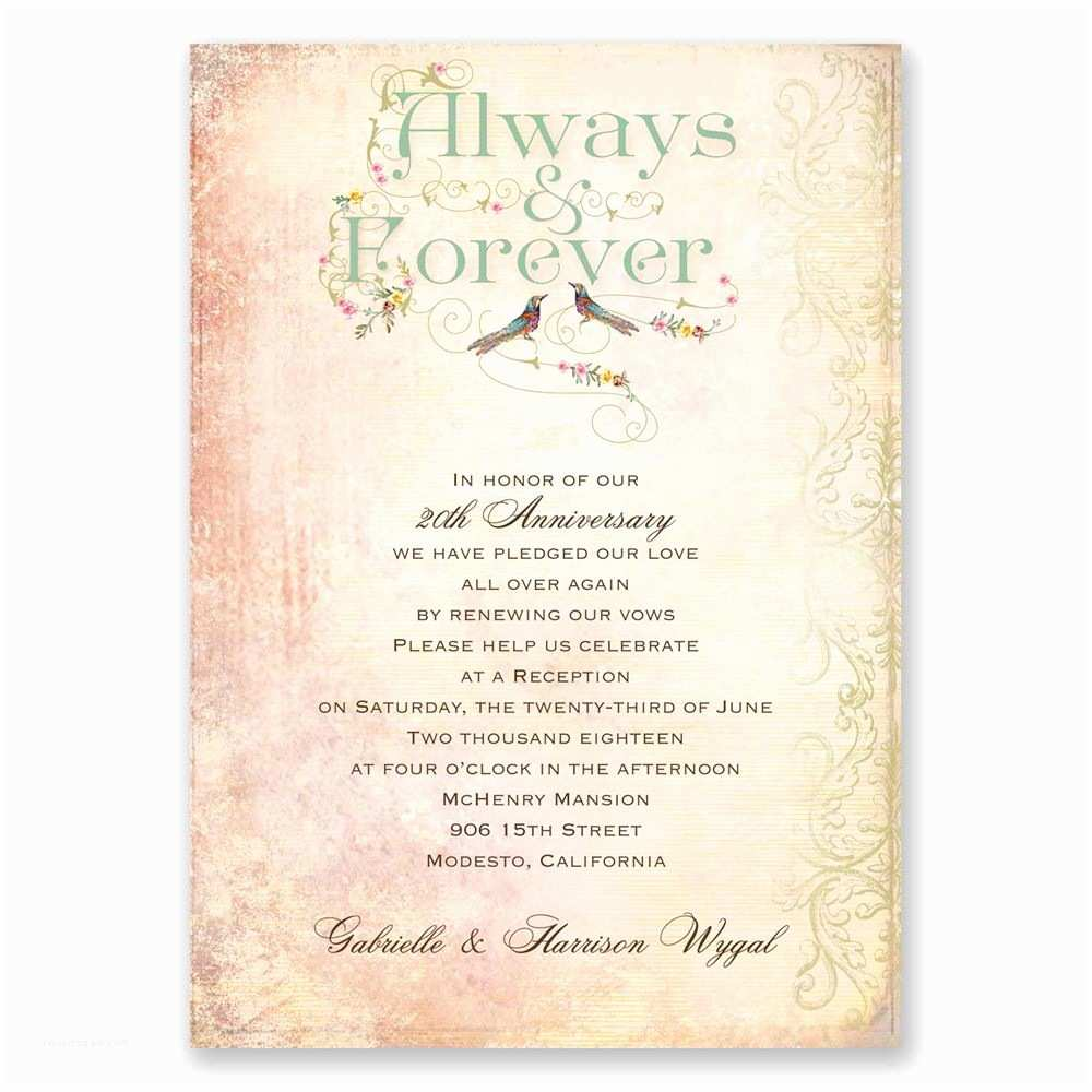 Make Your Wedding Invitations Best Collection Wedding Vow Renewal Invitations