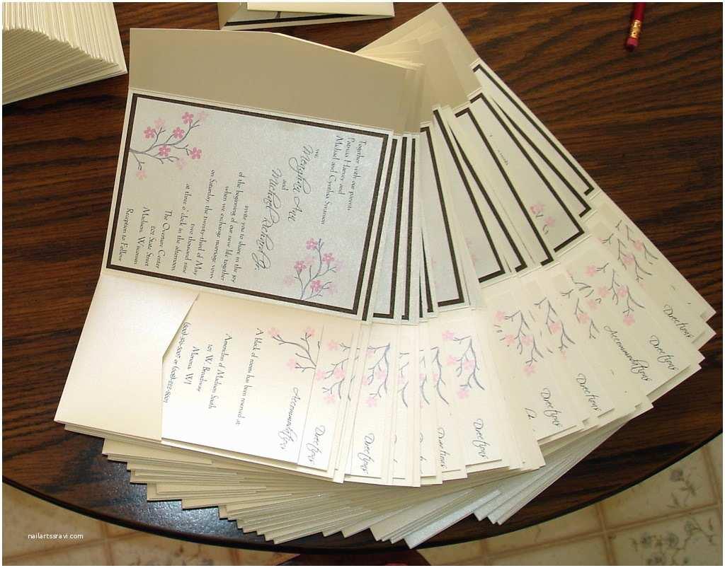 Make Yourself Wedding Invitations Best Diy Wedding Invites Looking Design Make Wedding