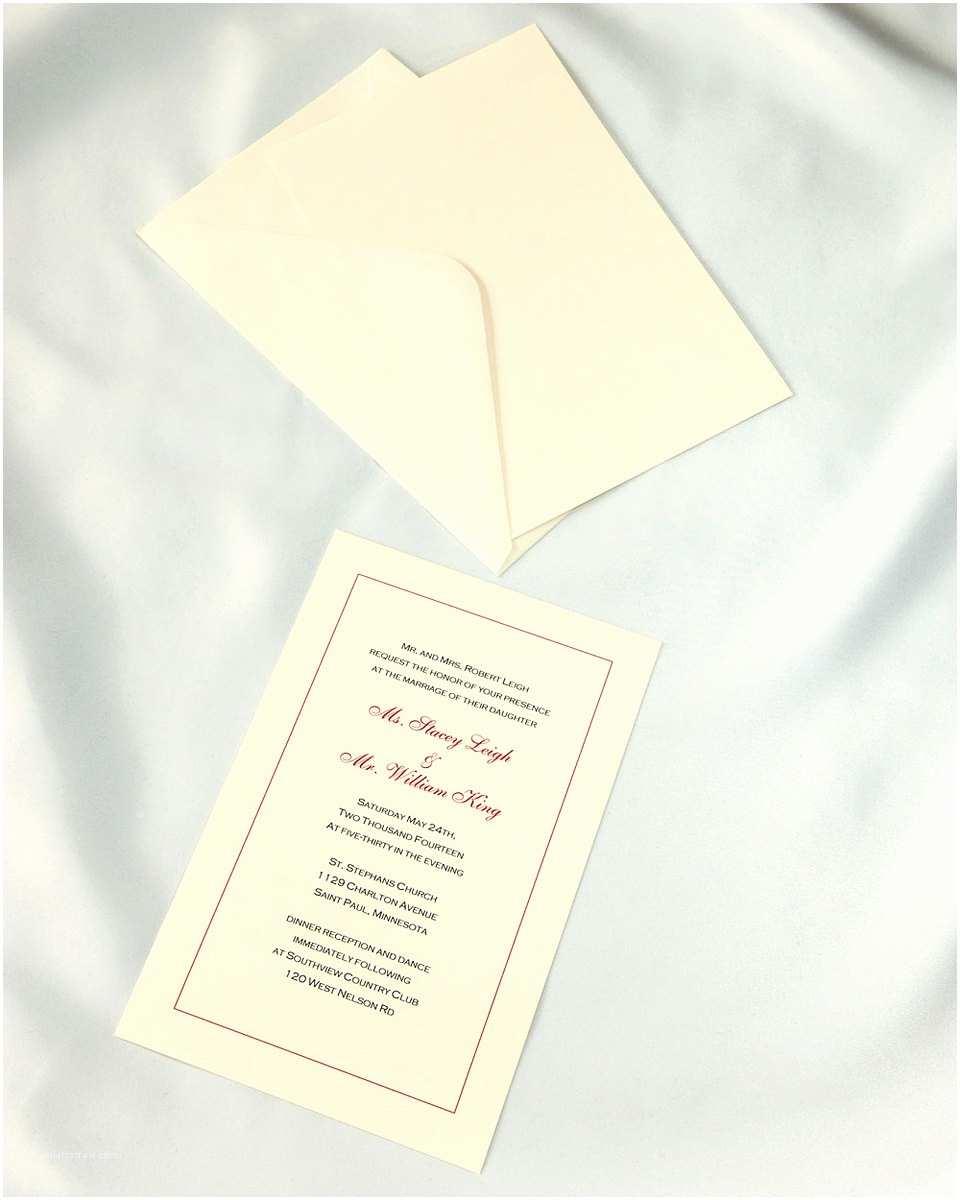 Make Yourself Wedding Invitations Do It Yourself Wedding Invitations the Ultimate Guide