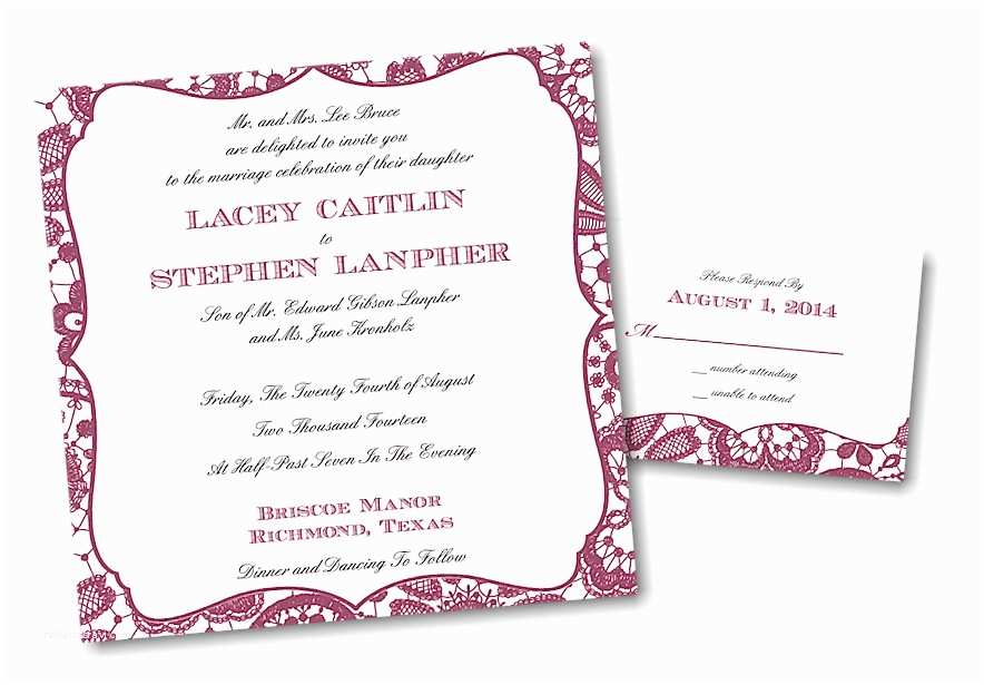 Making Wedding Invitations at Home Design Your Own Wedding Invitations Yaseen for