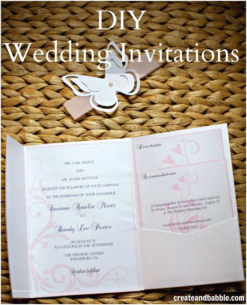 Making Wedding Invitations at Home Diy Wedding Invitations Silhouette Tutorial Create and