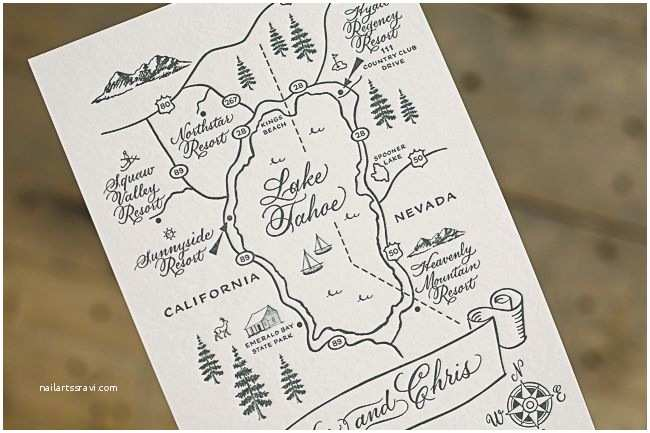 Map Wedding Invitations 97 Best Maps Images On Pinterest
