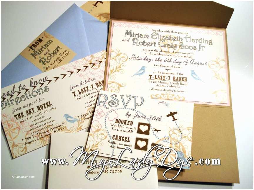Map Wedding Invitations Super Cute atlas Map Wedding Invitation My Lady Dye