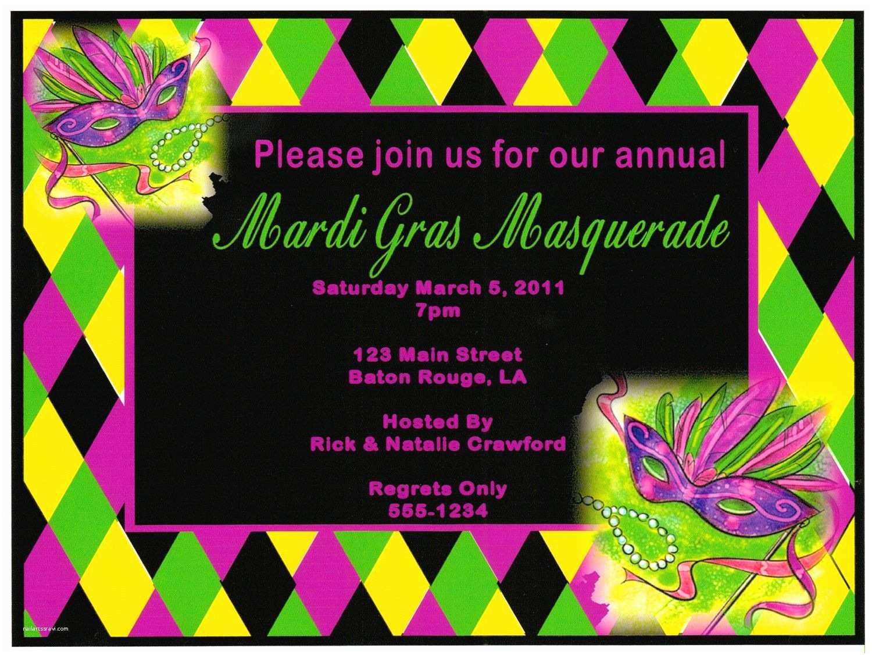 Mardi Gras Birthday Invitations Mardi Gras Party Invitations Google