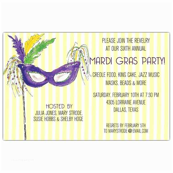 Mardi Gras Birthday  Mardi Gras Party Mask