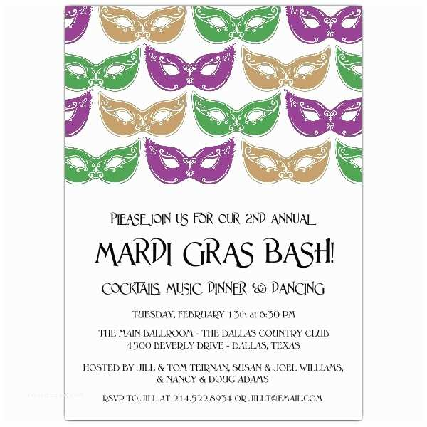Mardi Gras Birthday  Mardi Gras Party Masks