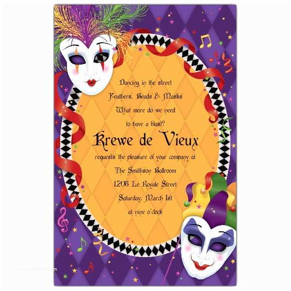 Mardi Gras Party Invitations Mardi Gras Birthday Invitations Ideas – Bagvania Free