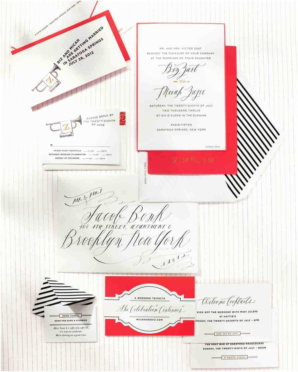 Martha Stewart Wedding Invitations 74 Modern Wedding Invitations