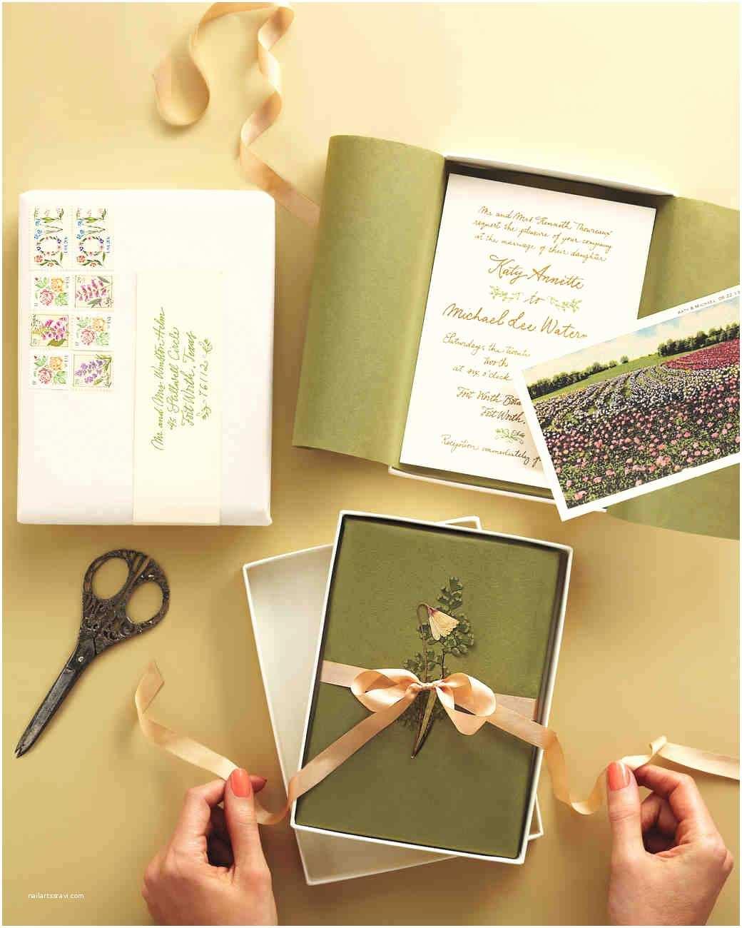 Martha Stewart Wedding S 8 Details To Include When Wording Your Wedding