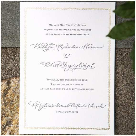 Martha Stewart Wedding Invitations Addressing Mon Wedding Invitation Wording