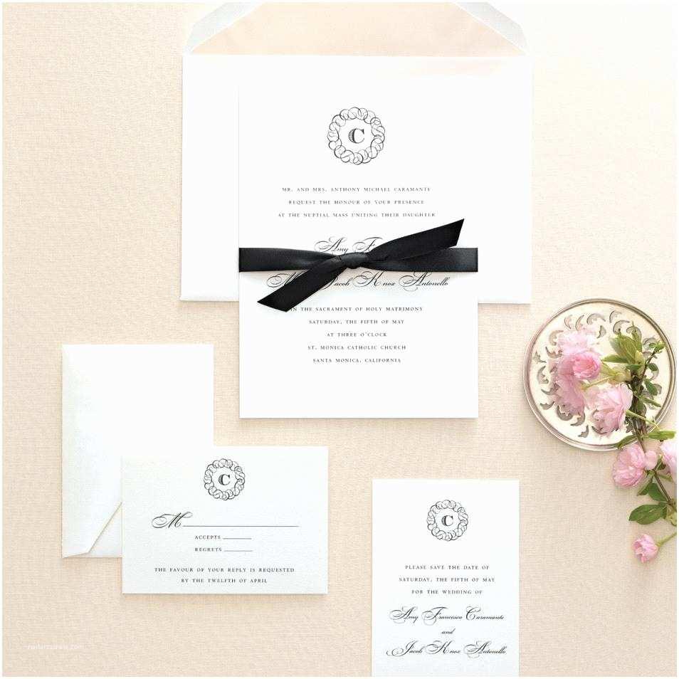 Martha Stewart Wedding Invitations Martha Stewart Invitation Templates