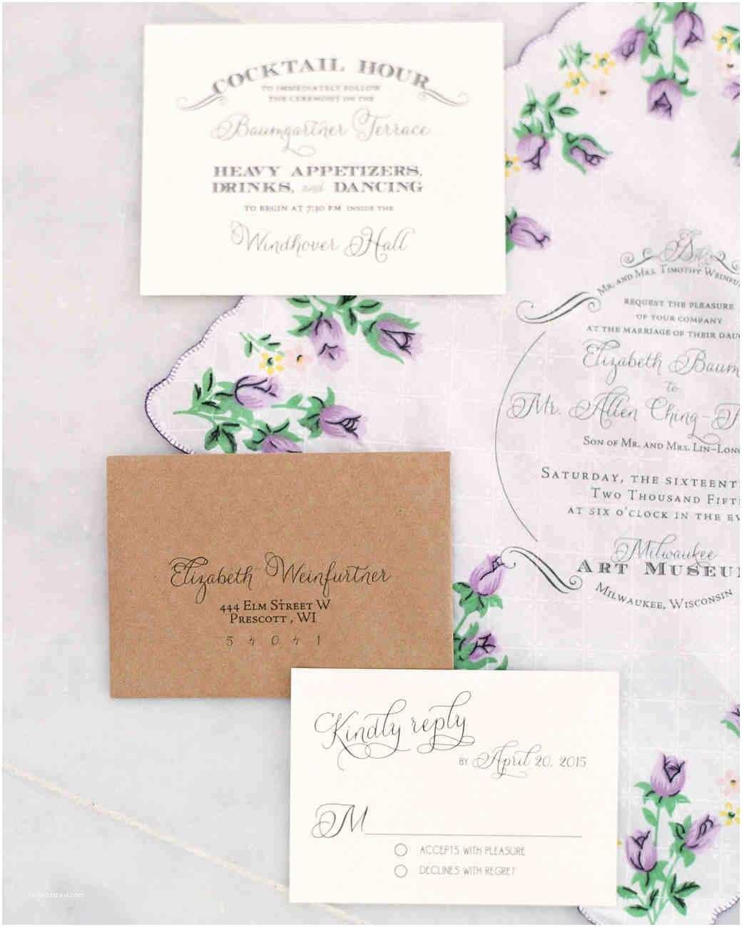 Martha Stewart Wedding Invitations Vintage Wedding Invitations