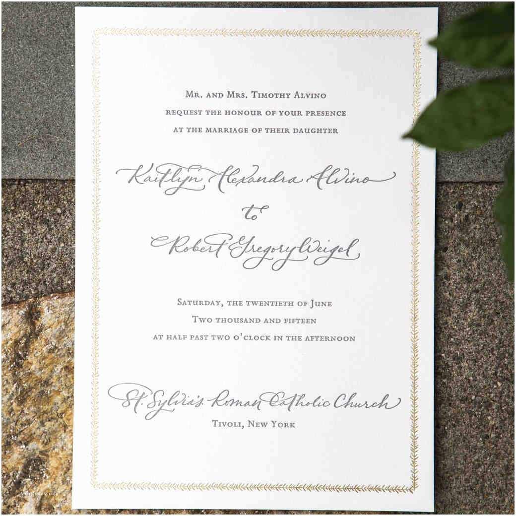 Martha Stewart Wedding Invitations Wedding Etiquette & Advice