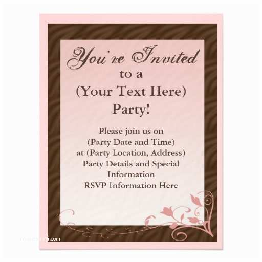 Mary Kay Party Invitations Mary Kay Invitations