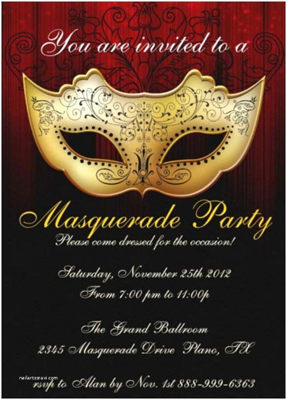 Masquerade Party Invitations Image Result for Masquerade Ball Invitations