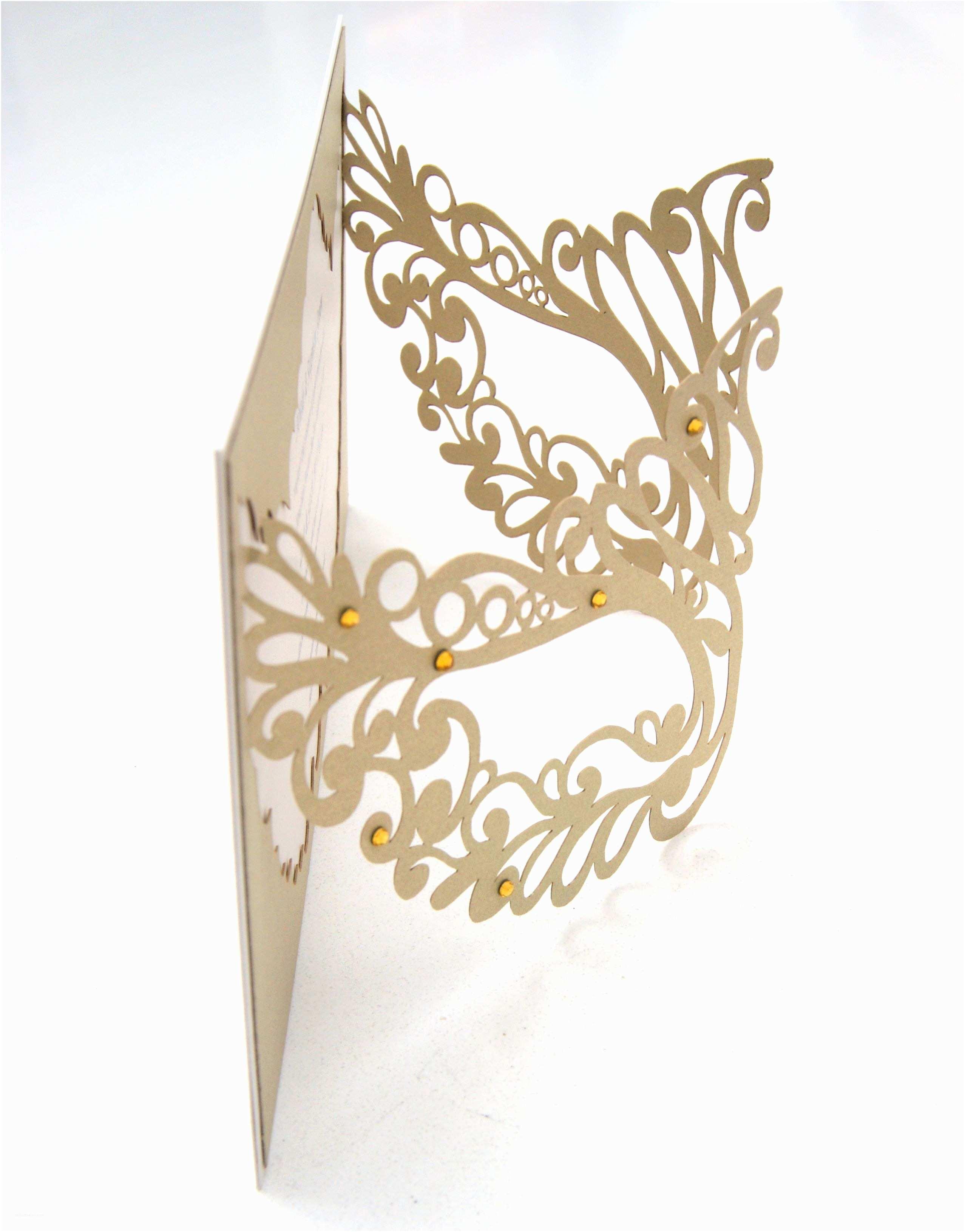 Masquerade Wedding Invitations Venetian Mask Invitation Hummingbird Card Pany Blog