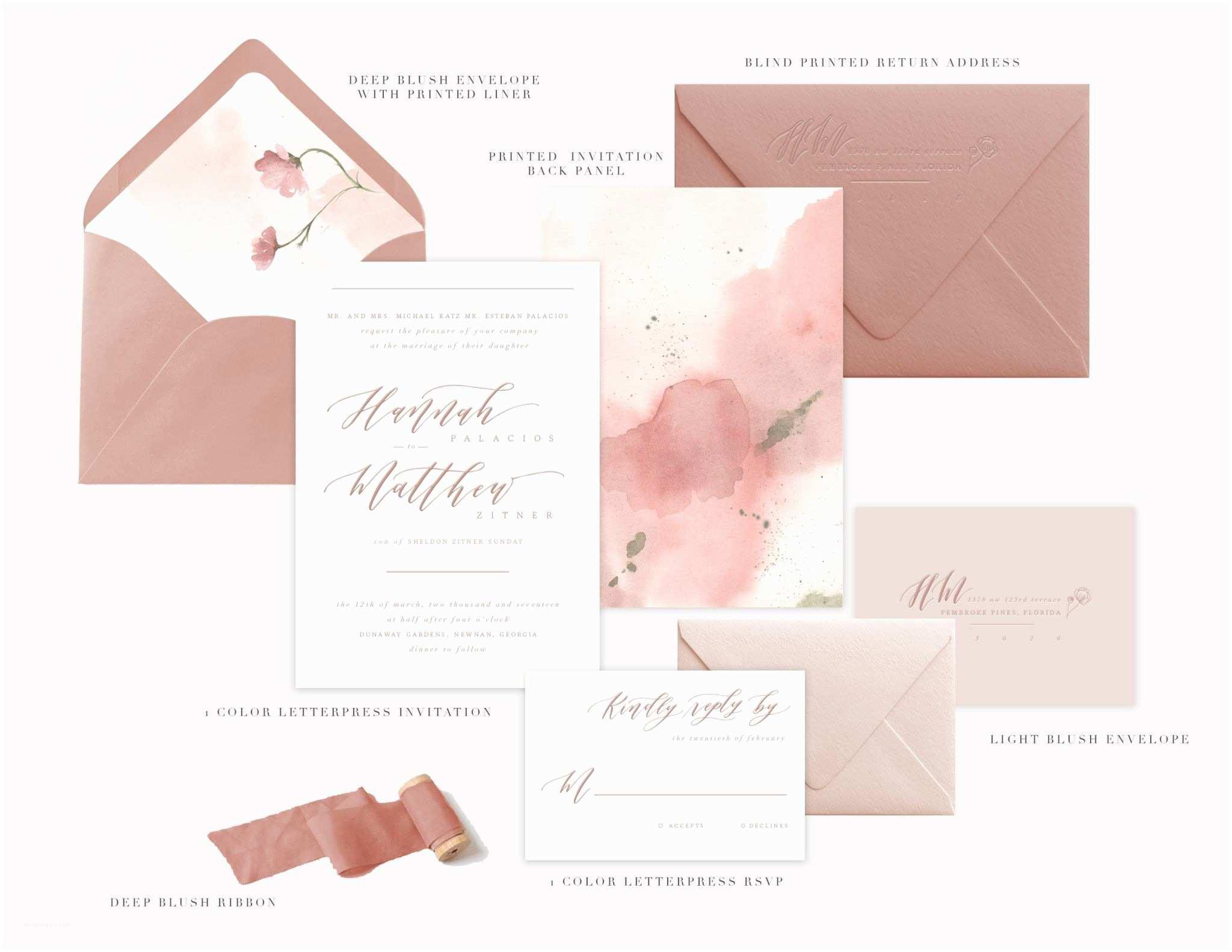 Mauve Wedding Invitations Invitations Wedding Invitation Suite Wedding Invitations