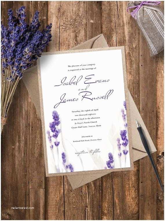 Mauve Wedding Invitations Wedding Invitation Templates Lavender Wedding Invitations