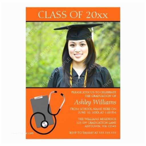 Medical School Graduation Invitations 1 000 Nursing School Graduation Invitations Nursing