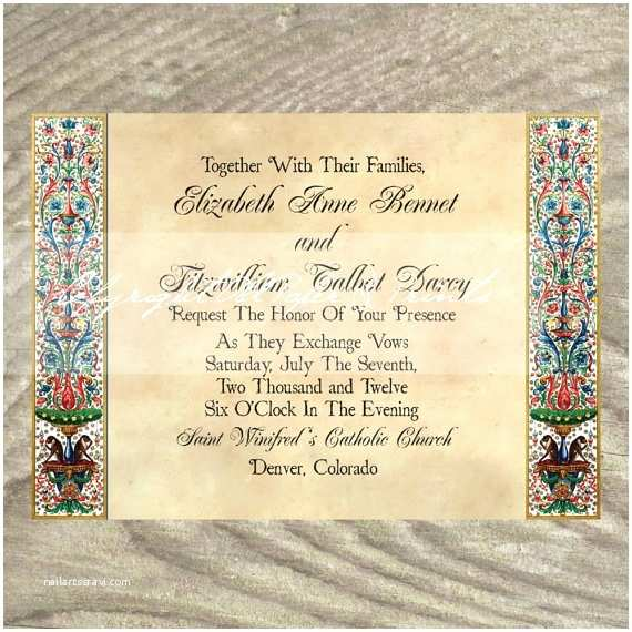Medieval Wedding Invitations Wording 37 Best Images About Me Val Wedding Invites On Pinterest
